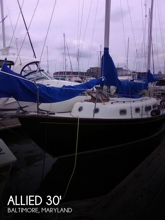 Used Allied Boats For Sale by owner | 1967 Allied 30