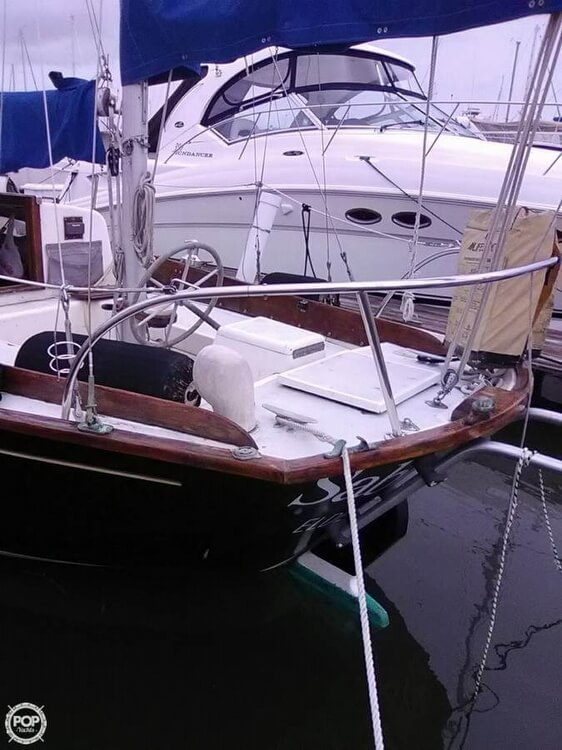 1967 Allied boat for sale, model of the boat is Seawind Ketch (Allied) & Image # 3 of 40