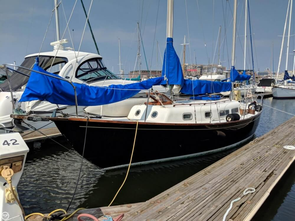 1967 Allied boat for sale, model of the boat is Seawind Ketch (Allied) & Image # 9 of 40
