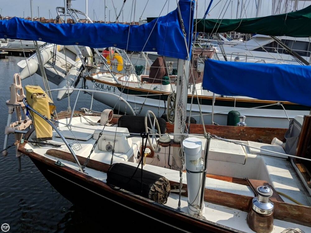 1967 Allied boat for sale, model of the boat is Seawind Ketch (Allied) & Image # 16 of 40
