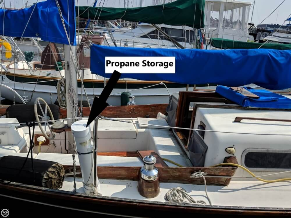 1967 Allied boat for sale, model of the boat is Seawind Ketch (Allied) & Image # 17 of 40