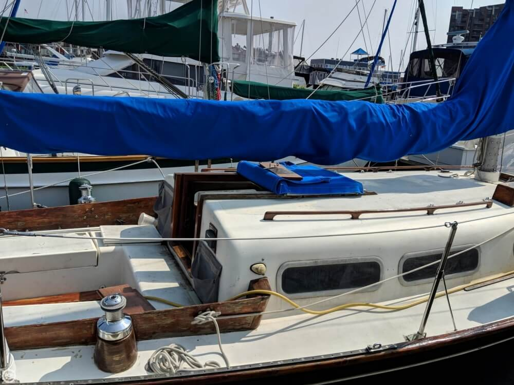 1967 Allied boat for sale, model of the boat is Seawind Ketch (Allied) & Image # 18 of 40