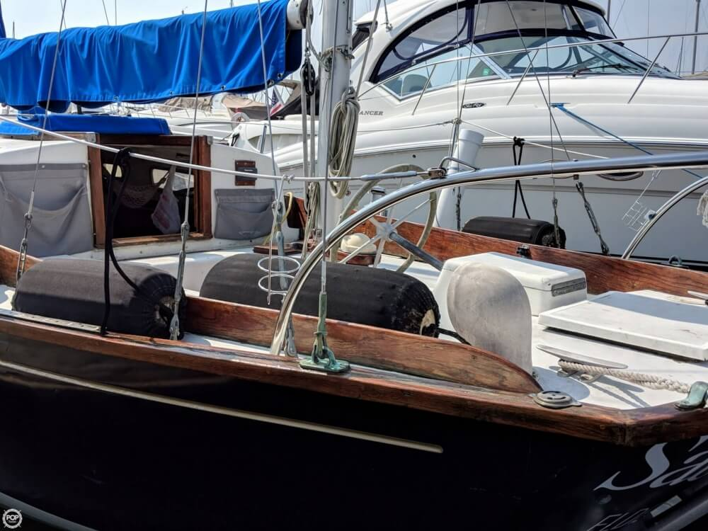 1967 Allied boat for sale, model of the boat is Seawind Ketch (Allied) & Image # 23 of 40