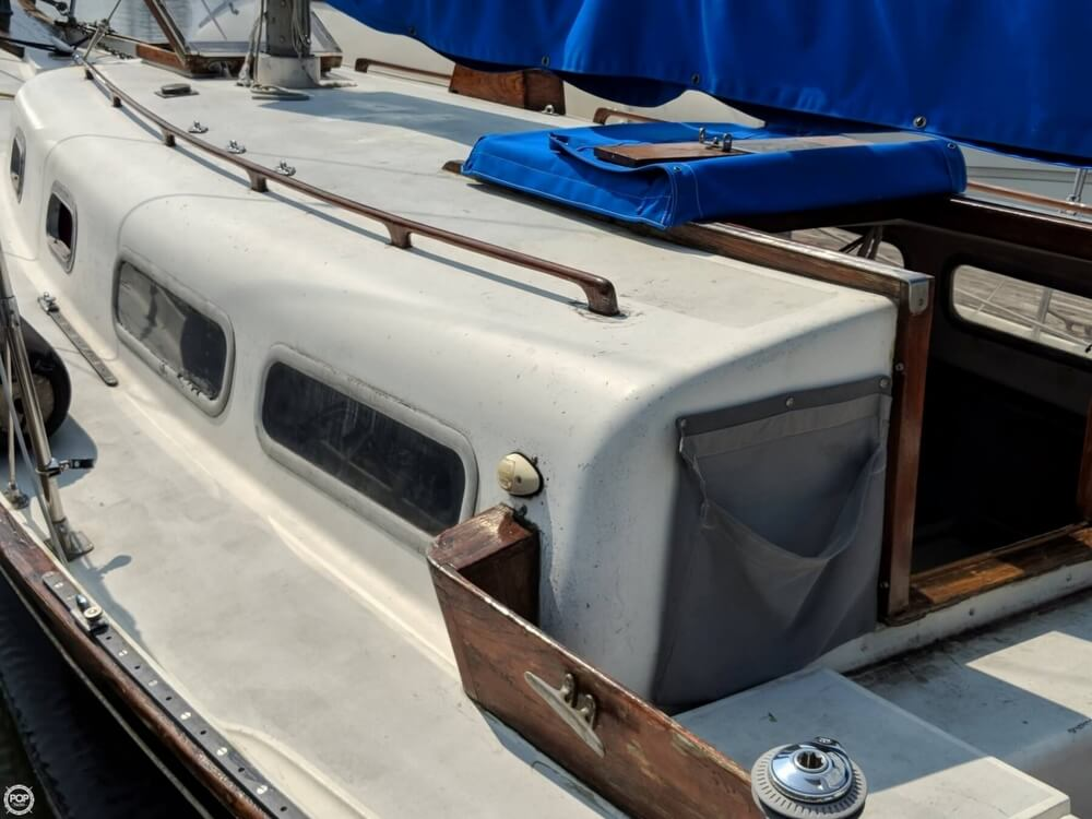 1967 Allied boat for sale, model of the boat is Seawind Ketch (Allied) & Image # 28 of 40