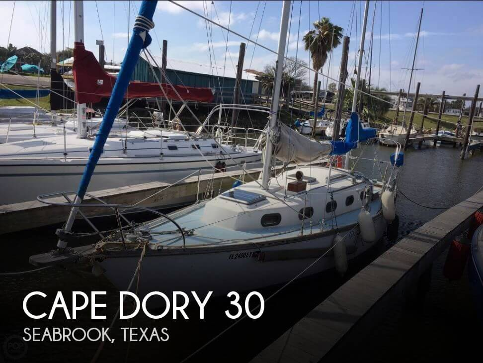 Used CAPE DORY Boats For Sale by owner | 1976 Cape Dory 30