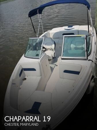 Used Chaparral 19 Boats For Sale by owner | 2013 Chaparral 19