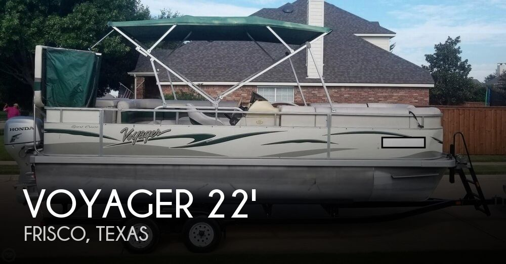 2009 Voyager boat for sale, model of the boat is 22 Sport Cruiser & Image # 1 of 40