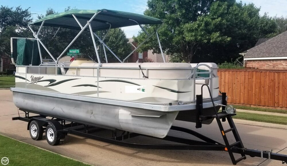 2009 Voyager boat for sale, model of the boat is 22 Sport Cruiser & Image # 5 of 40