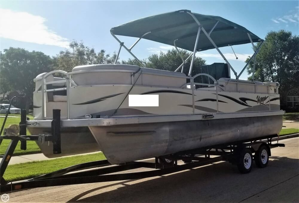 2009 Voyager boat for sale, model of the boat is 22 Sport Cruiser & Image # 2 of 40
