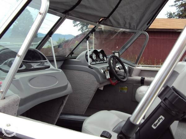 2012 Smoker Craft boat for sale, model of the boat is 162 Pro Angler XL & Image # 5 of 18
