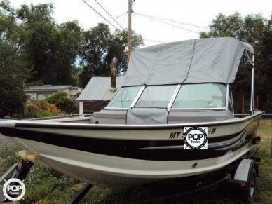 Smoker Craft 162 Pro Angler XL, 16', for sale - $18,260