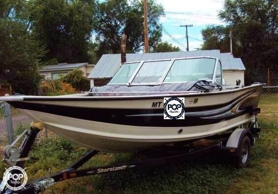 2012 Smoker Craft boat for sale, model of the boat is 162 Pro Angler XL & Image # 3 of 18