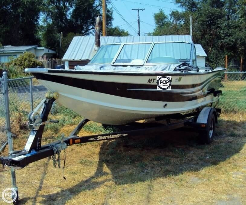 2012 Smoker Craft boat for sale, model of the boat is 162 Pro Angler XL & Image # 2 of 18