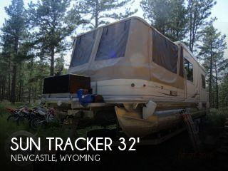 Used Boats For Sale in Wyoming by owner | 2006 Sun Tracker 32