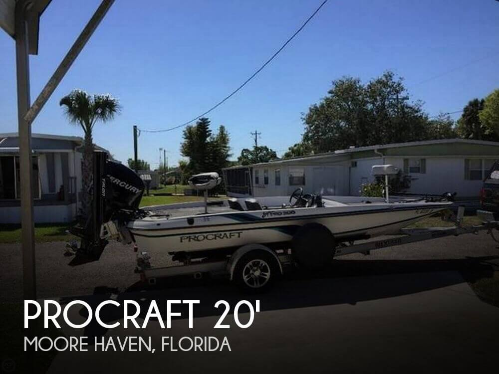 Used Procraft Boats For Sale by owner | 1994 ProCraft 20