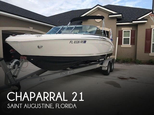 Used Chaparral Boats For Sale in Florida by owner | 2016 Chaparral 21