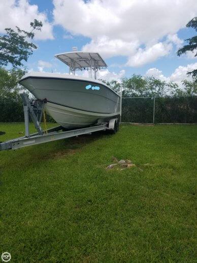 Angler 2600, 25', for sale - $49,900