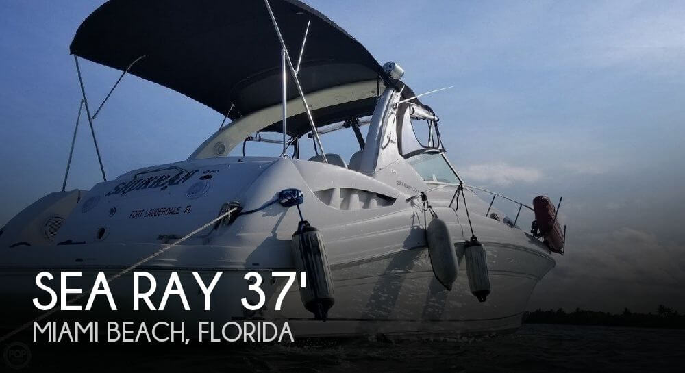 Used 37 Boats For Sale by owner | 2007 Sea Ray 37