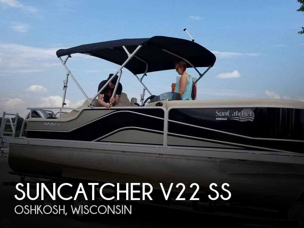 Used Boats For Sale in Green Bay, Wisconsin by owner | 2018 SunCatcher 22