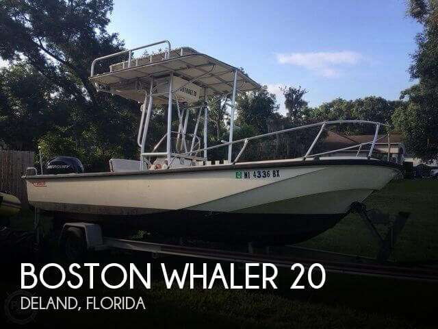 Used Boston Whaler 20 Boats For Sale by owner | 1979 Boston Whaler 20