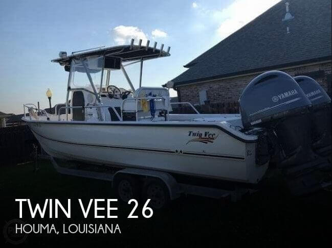 Used Twin Vee Boats For Sale by owner | 2004 Twin Vee 26
