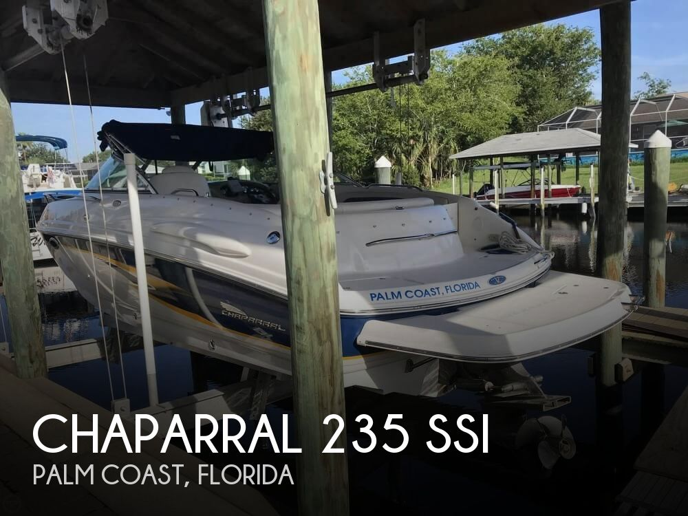 Used Chaparral 23 Boats For Sale by owner | 2002 Chaparral 235 SSi