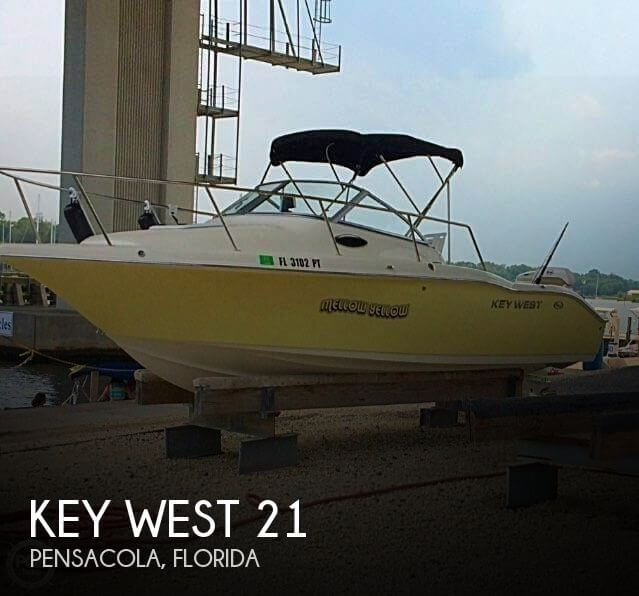 Used Key West Boats For Sale by owner | 2011 Key West 21