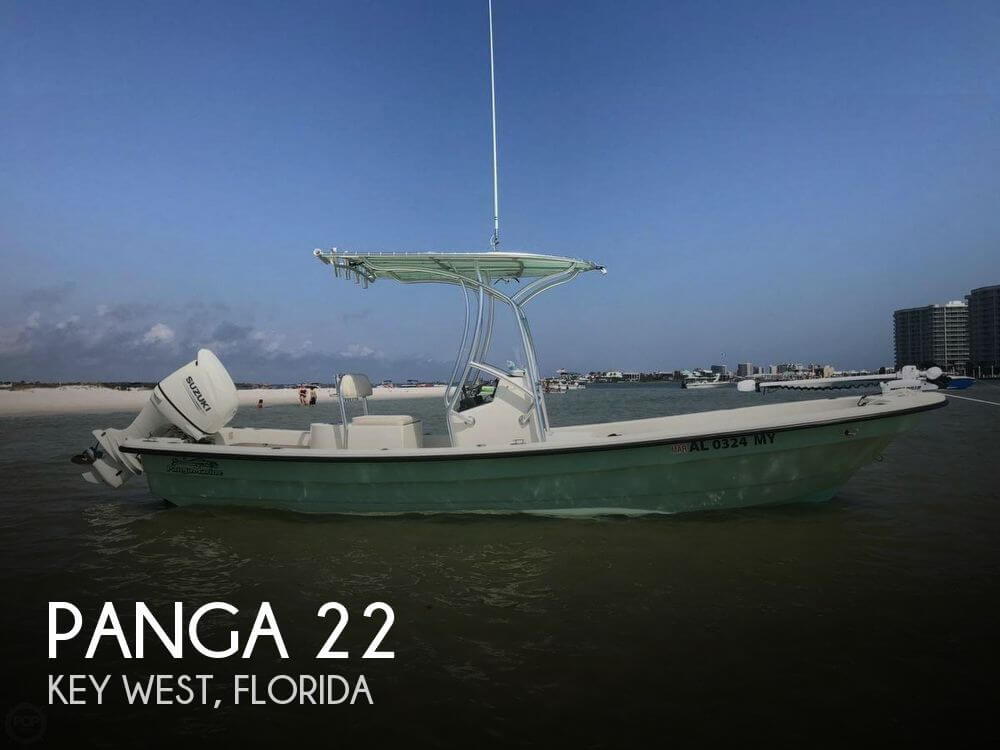 Used Panga Boats For Sale by owner | 2017 Panga 22