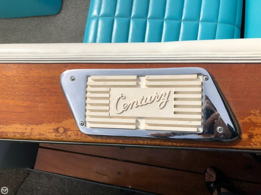 1964 Century boat for sale, model of the boat is Resorter & Image # 30 of 40