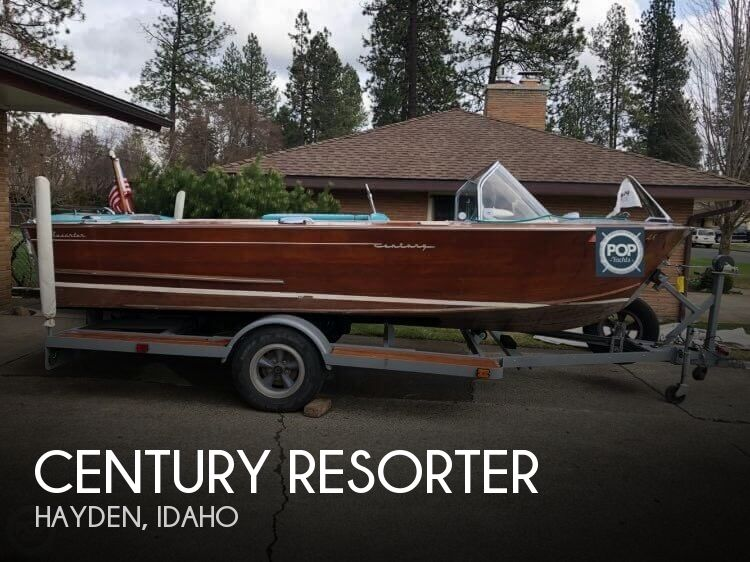 1964 Century boat for sale, model of the boat is Resorter & Image # 1 of 40