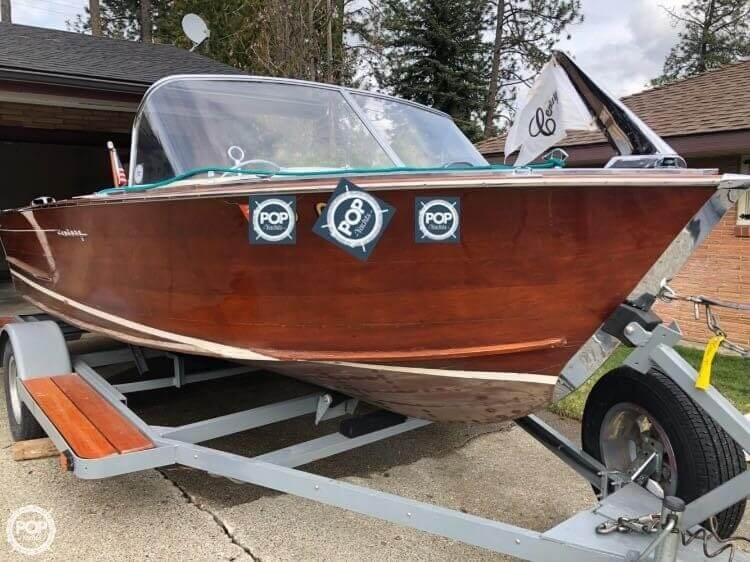 1964 Century boat for sale, model of the boat is Resorter & Image # 5 of 40