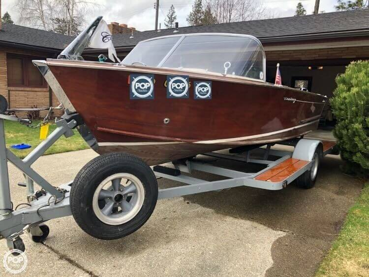 1964 Century boat for sale, model of the boat is Resorter & Image # 10 of 40