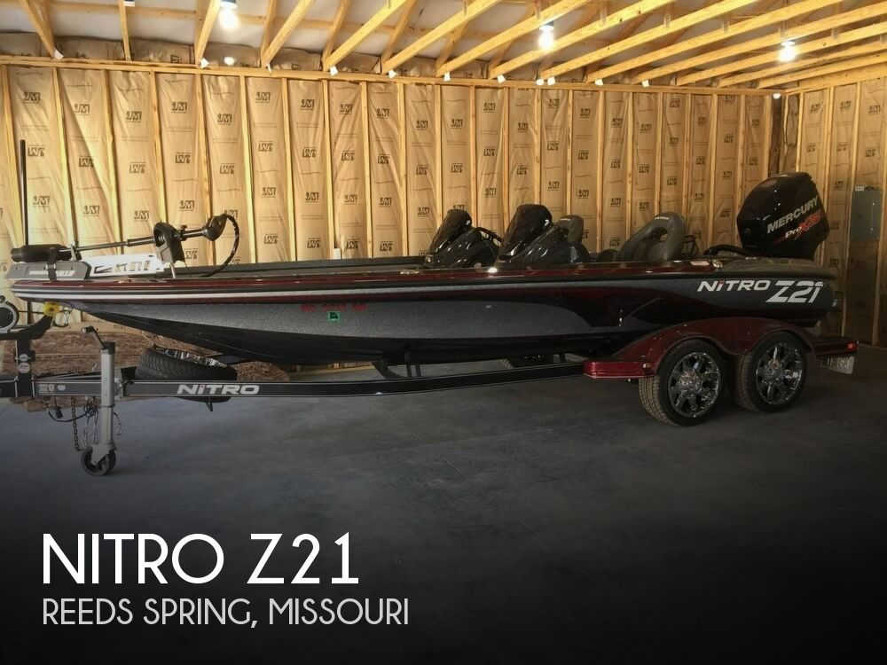 Used Boats For Sale in Springfield, Missouri by owner | 2016 Nitro 21
