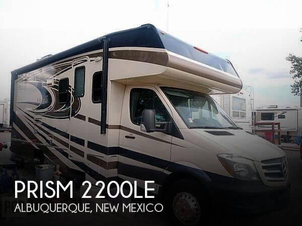 2016 Coachmen Prism 2200LE