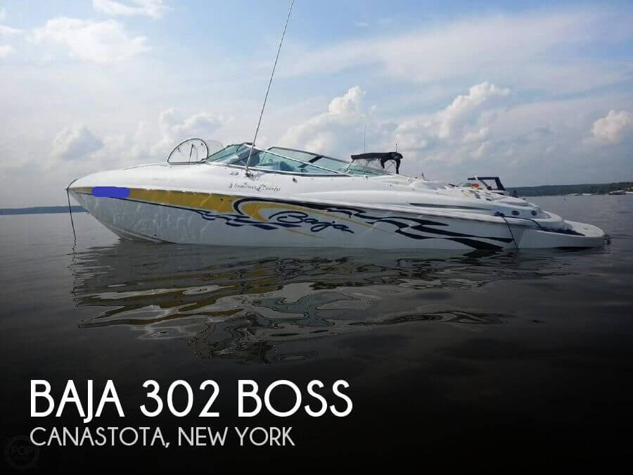 Used Boats For Sale in Utica, New York by owner | 2004 Baja 30
