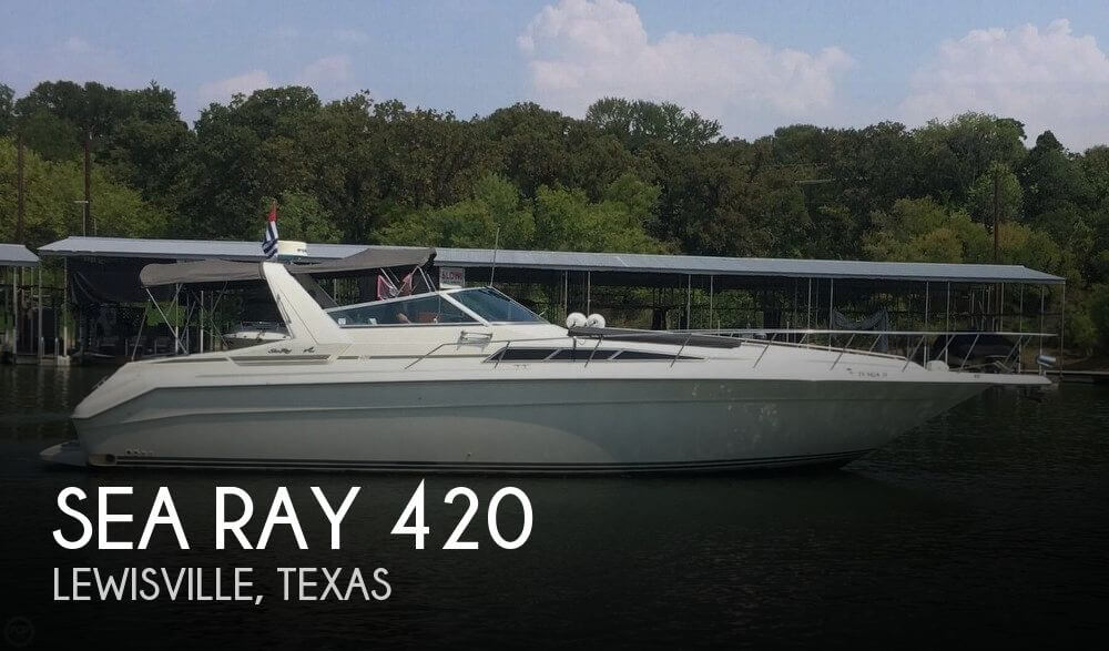 Used Sea Ray Boats For Sale in Texas by owner | 1990 Sea Ray 47