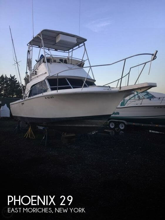 Used Phoenix Boats For Sale by owner | 1986 Phoenix 29