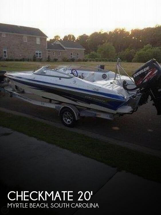 Used Checkmate Boats For Sale by owner | 2013 Checkmate 20