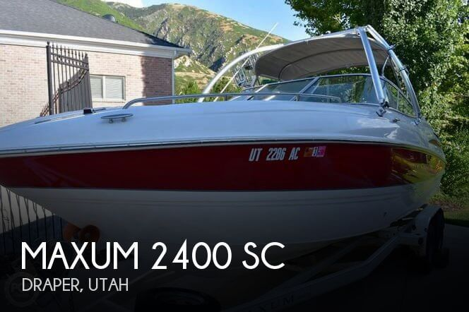 Used Maxum Ski Boats For Sale by owner | 2003 Maxum 23