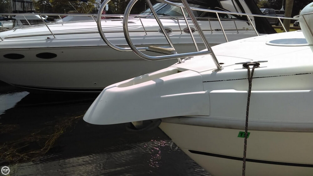 1997 Cranchi boat for sale, model of the boat is Zaffiro 34 & Image # 9 of 40