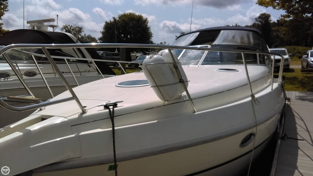 1997 Cranchi boat for sale, model of the boat is Zaffiro 34 & Image # 10 of 40