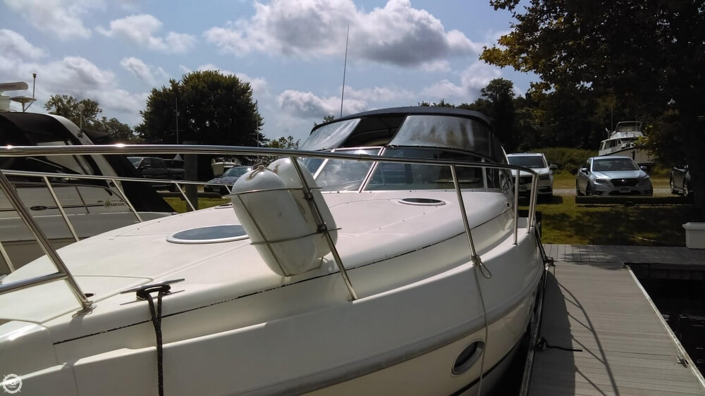 1997 Cranchi boat for sale, model of the boat is Zaffiro 34 & Image # 11 of 40