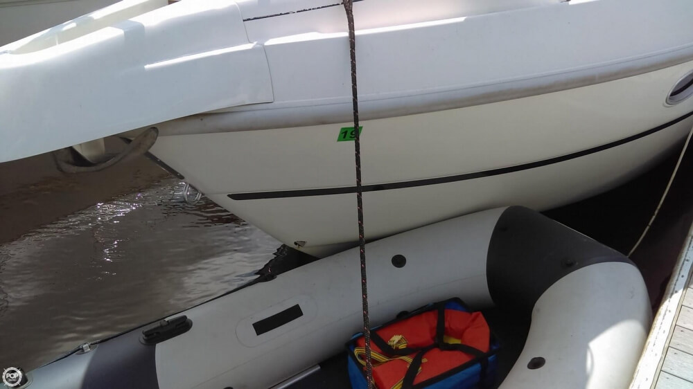1997 Cranchi boat for sale, model of the boat is Zaffiro 34 & Image # 12 of 40