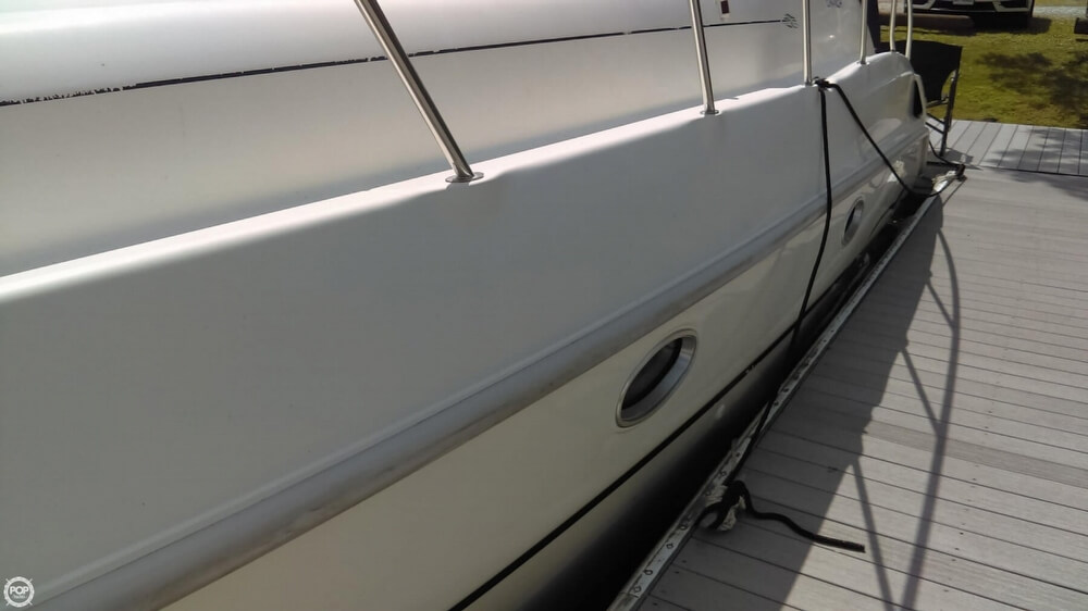1997 Cranchi boat for sale, model of the boat is Zaffiro 34 & Image # 16 of 40