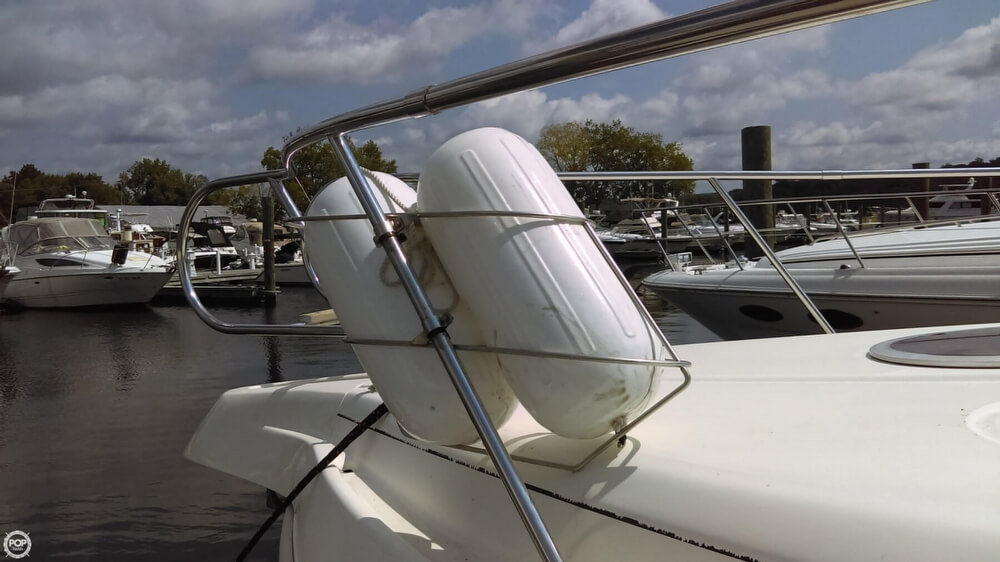 1997 Cranchi boat for sale, model of the boat is Zaffiro 34 & Image # 19 of 40