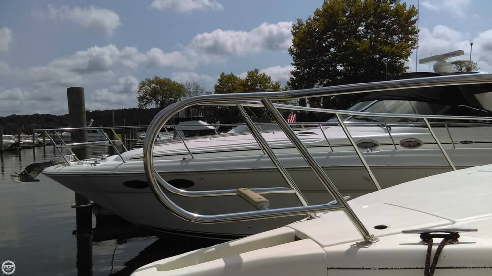 1997 Cranchi boat for sale, model of the boat is Zaffiro 34 & Image # 20 of 40