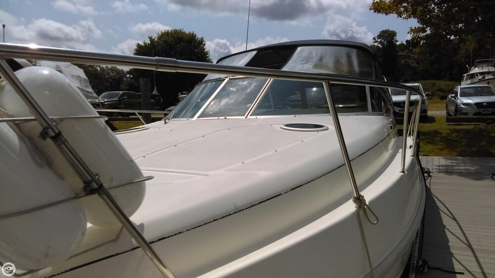 1997 Cranchi boat for sale, model of the boat is Zaffiro 34 & Image # 21 of 40