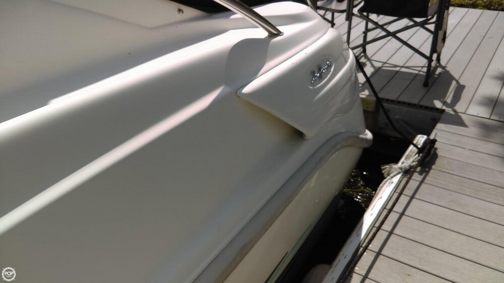 1997 Cranchi boat for sale, model of the boat is Zaffiro 34 & Image # 22 of 40