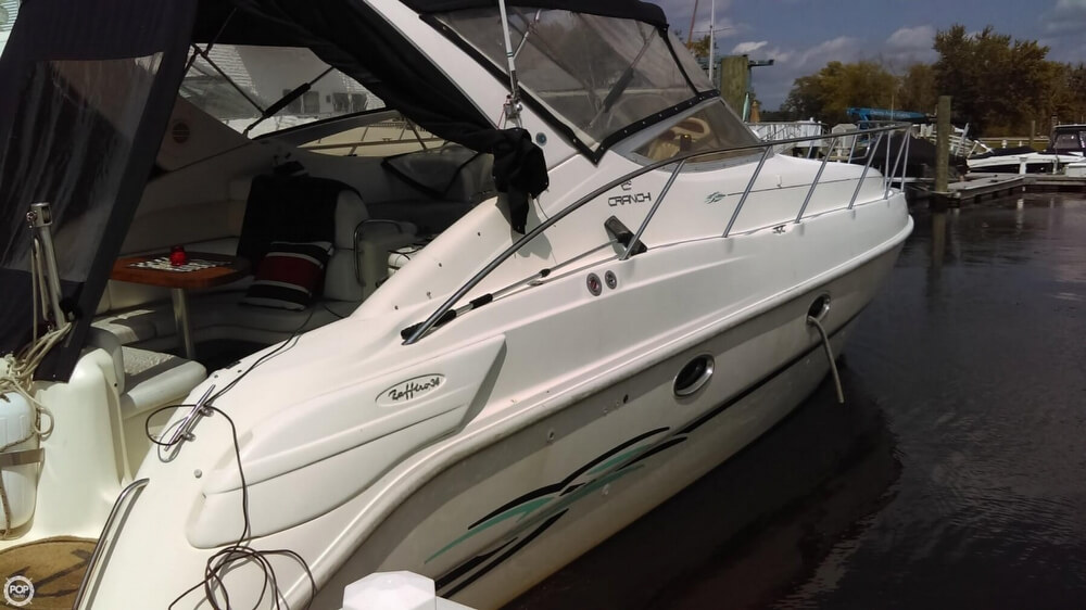 1997 Cranchi boat for sale, model of the boat is Zaffiro 34 & Image # 25 of 40
