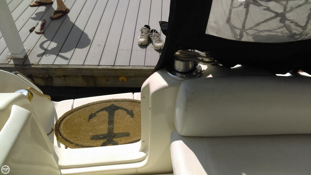 1997 Cranchi boat for sale, model of the boat is Zaffiro 34 & Image # 28 of 40